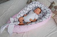 Позиционер для новорожденного Минни Маус