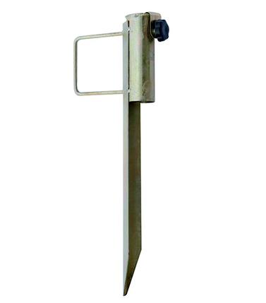 Подставка для зонта металлическая регулируемая , фото 2