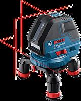 Линейный лазерный нивелир Bosch GLL 3-50 + BM1 +L-BOXX