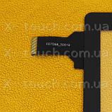 Тачскрин, сенсор  CG7068_3061B  для планшета, фото 3