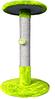 Когтеточка (9 цветов), джут Ø40хØ35х65 см  жёлтый