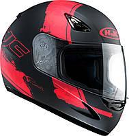 "Шлем HJC CS14 PASO MC1F black\red  ""XL"", арт. 104751"