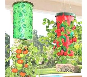 Приспособление для выращивания клубники Topsy Turvy, фото 2