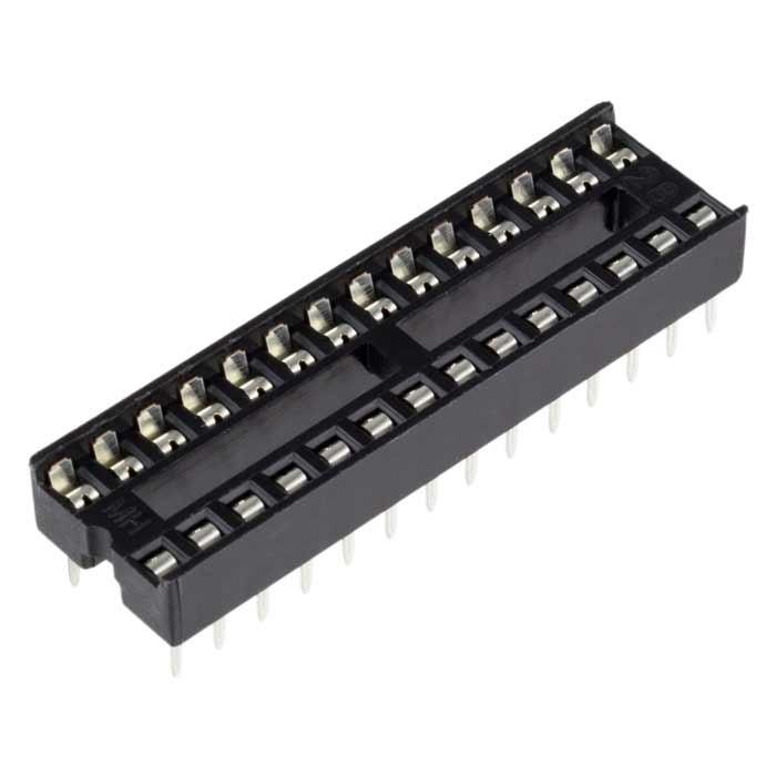 Панель для микросхем DIP28