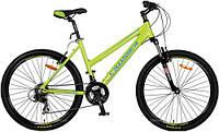 Горный алюминиевый велосипед Crosser 26 дюймов Life 18рама