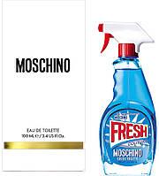 Женская туалетная вода Moschino Fresh Couture 100 ml (Москино Фреш Кутюр)