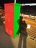 """Шкаф деревянный двухдверный """"с сединой"""", фото 3"""