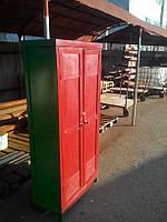 """Шкаф деревянный двухдверный """"с сединой"""", фото 1"""