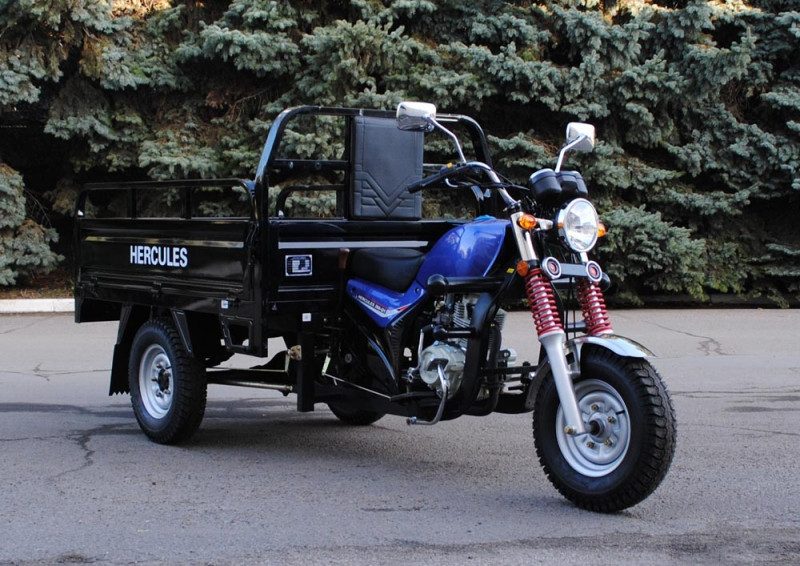Грузовой мотоцикл HERCULES 200-Q1