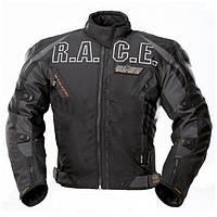 Мотокуртка Buse текстиль черная, L