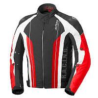 Imola    Racing    Jacke    schwarz/rot    S