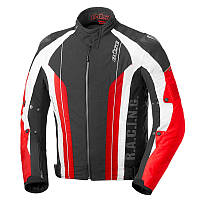 Мотокуртка Buse Imola Racing черная/красная, M