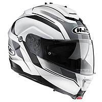 "Шлем HJC ISMAX II  ELEMENTS MC10 white/black ""M"", арт. 115710"