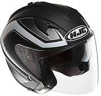 """Шлем HJC IS33 COMBI MC5F black\white """"XXL"""", арт. 116405"""