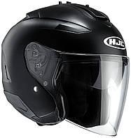 """Шлем HJC IS33 II SEMI matt black """"""""XXL"""""""" 118370"""""""""""