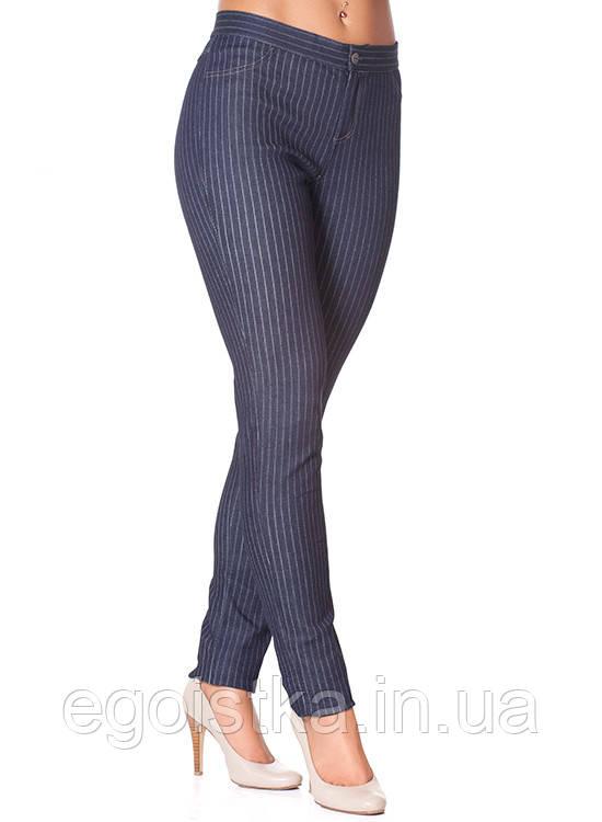 Женские брюки в полоску, фото 1