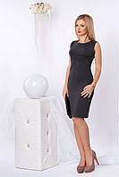 Женское нарядное платье-футляр для элегантной женщины