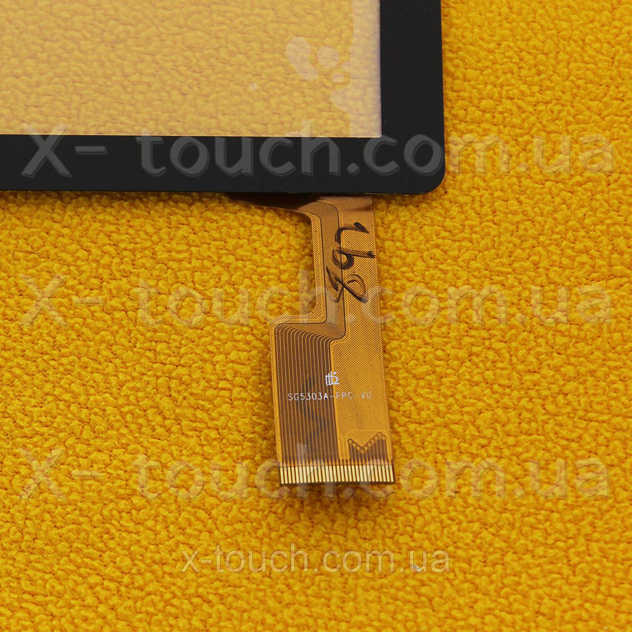 Тачскрин, сенсор  DST130426-1  для планшета