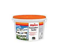 Краска фасадная Alpina Fassadenfarbe 10 л