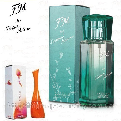 Fm 149 женские духи парфюмерия Fm Group Parfum аромат Kenzo Kenzo