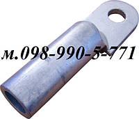 Наконечники без изоляции типа DL (алюминиевые) DL-150