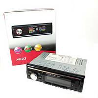 Автомагнитола USB A-603  радиатор + пульт
