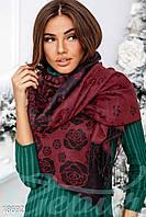 Кашемировый шарф палантин. Разные цвета.
