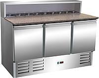 Стол холодильный для пиццы Saro GIANNI PS903