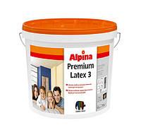Краска интерьерная Alpina Premium-Latex-3  10 л