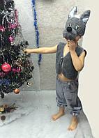 Карнавальный костюм Волк на возраст 5 лет (120 см)