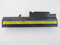 IBM/Lenovo ThinkPad T42, 5200mAh, 6cell,  10.8V,  Li-ion, черная,