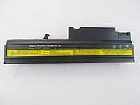Lenovo ThinkPad T42, 5200mAh, 6cell,  10.8V,  Li-ion, черная,