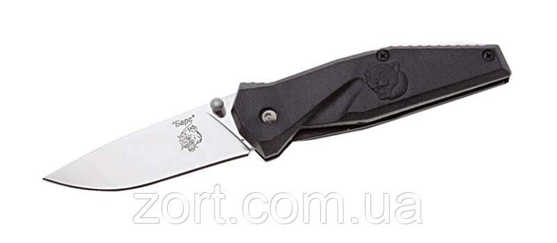 Нож складной, механический Барс