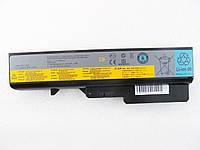 Батарея для ноутбука Lenovo IdeaPad G460 57Y6454, 5200mAh, 6cell, 11.1V, Li-ion, черная,