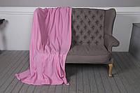 Плед из флиса Розовый 200*150 см