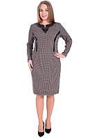 Платье женское большого размера 54,56,58