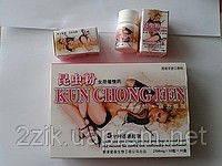 Женский возбудитель Kun Chong Fen - 10 таблеток в уп. усиление сексуальной активности у женщин
