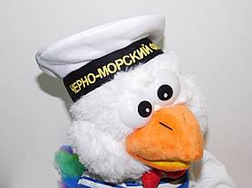 Музыкальная игрушка Цыпленок моряк, фото 3