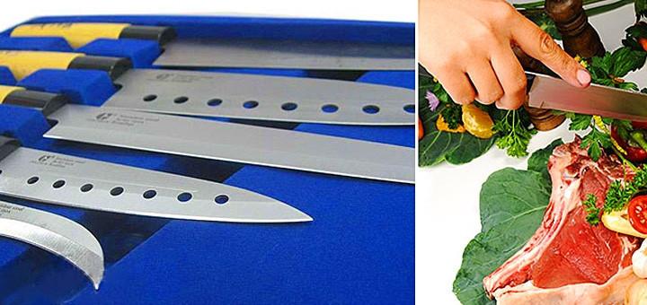 Набор ножей для суши нержавеющая сталь F105A