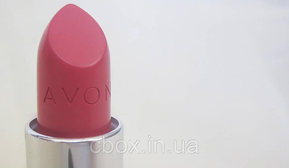 Губная помада Avon Насыщенный цвет, Кремовая гвоздика, Carnation, Эйвон, 34404