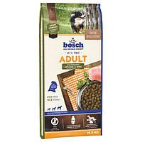 Bosch Adult Lamb & Rice 15кг Сухой корм для взрослых собак с ягненком и рисом
