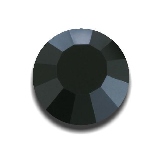 Черный | Jet Black (Размер 10ss) [Размер в ассортименте] (144 шт. в упаковке)