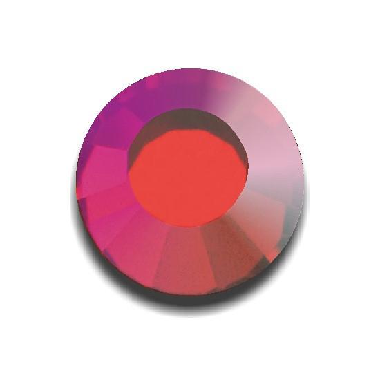 Яскраво-червоний | AB LIGHT SIAM (Розмір 10ss) [Розмір в асортименті] (144 шт. в упаковці)