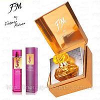 Fm294 Женские духи. Парфюмерия FM Group parfumeur. Аромат Yves Saint Laurent Elle (Ив Сен Лоран Элль)