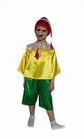 Карнавальный костюм Буратино на возраст 5 лет (120 см)