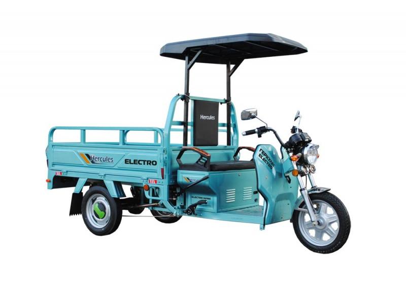 Трицикл электрический HERCULES Electro-R (1 кВт)