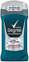 "Degree Men Fresh Intense Sport Deodorant - Мужской дезодорант ""Спорт"", 85 г"