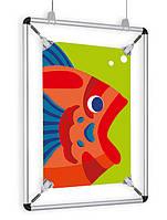 Рамка Poster Strecher А3, настенная/на окно10mm, двухсторонняя