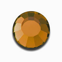Золотий   Topaz (Розмір 10ss) [Розмір в асортименті] (144 шт. в упаковці)