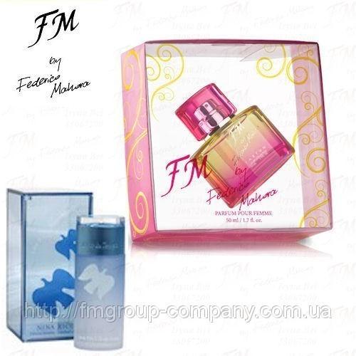 Fm306 Женские духи. Парфюмерия FM Group online mlm. Аромат Nina Ricci Fills (Нина Риччи Филс)